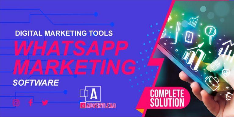 Wgatsapp Marketing Software