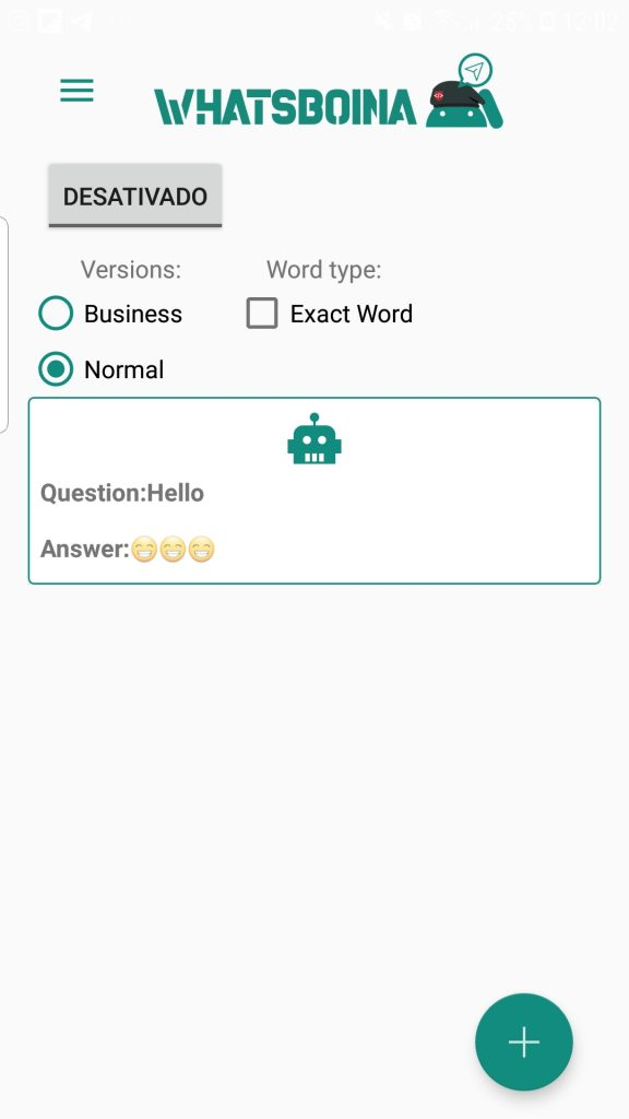 Whatsapp marketing Android App